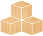stacked cubes icon